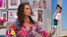 Debra Stephenson Impersonates Lorraine, Sarah Millican And Sue Perkins | Lorraine