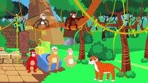 Le Livre de la Jungle - Dessin animé en Français avec les P'tits z'Amis