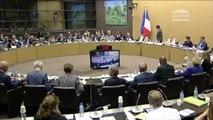 Nicolas HULOT fait un malaise - Audition de la Commission Développement durable du 17/07/25 :