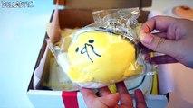 Boîte de Jai le Japonais faites déballage Sanrio gudetama q-box surprise kawaii 산리오 구데타 마 wagashi tr