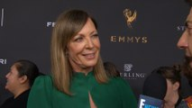 Allison Janney Tells How Anna Faris Copes During Tough Time
