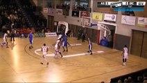 Pro B - 16e journée : Aix-Maurienne vs Orchies