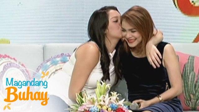 Magandang Buhay: Jamie gets emotional