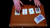 Tour de magie avec cartes divination+explication #1