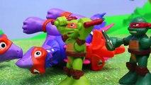 Et par par dinosaure obtient est est est kidnappé animal de compagnie adolescent tortues Pizza mutante ninja mikey pterodyl