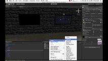 Unidad vídeo textura para gratis Versión de Unidad