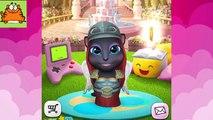 Niños para gato Angela nueva serie de dibujos animados sobre un juego de 6 historietas del gato