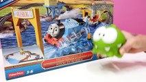 Oyuncak açılımı! Tren Thomas oyuncak seti! Om Nom hazine buldu! Kız Erkek oyuncakları! Çocuk videosu-nyY65CsFbSc