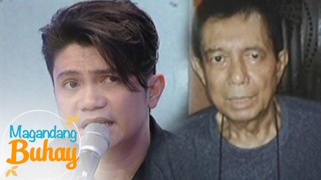 Magandang Buhay: Vhong Navarro gets emotional