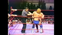 Kerry Von Erich vs Terry Gordy (NWA World Title Mid South May 7, 1984)