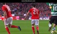 Benfica Lisbon 2 1 Sporting Lisbon 11/12/16 Highlights