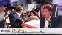 Olivier Faure sur François Hollande: «Il n'est pas illégitime qu'il cherche à s'exprimer»