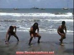 Puamau 2 ILES MARQUISES 2003