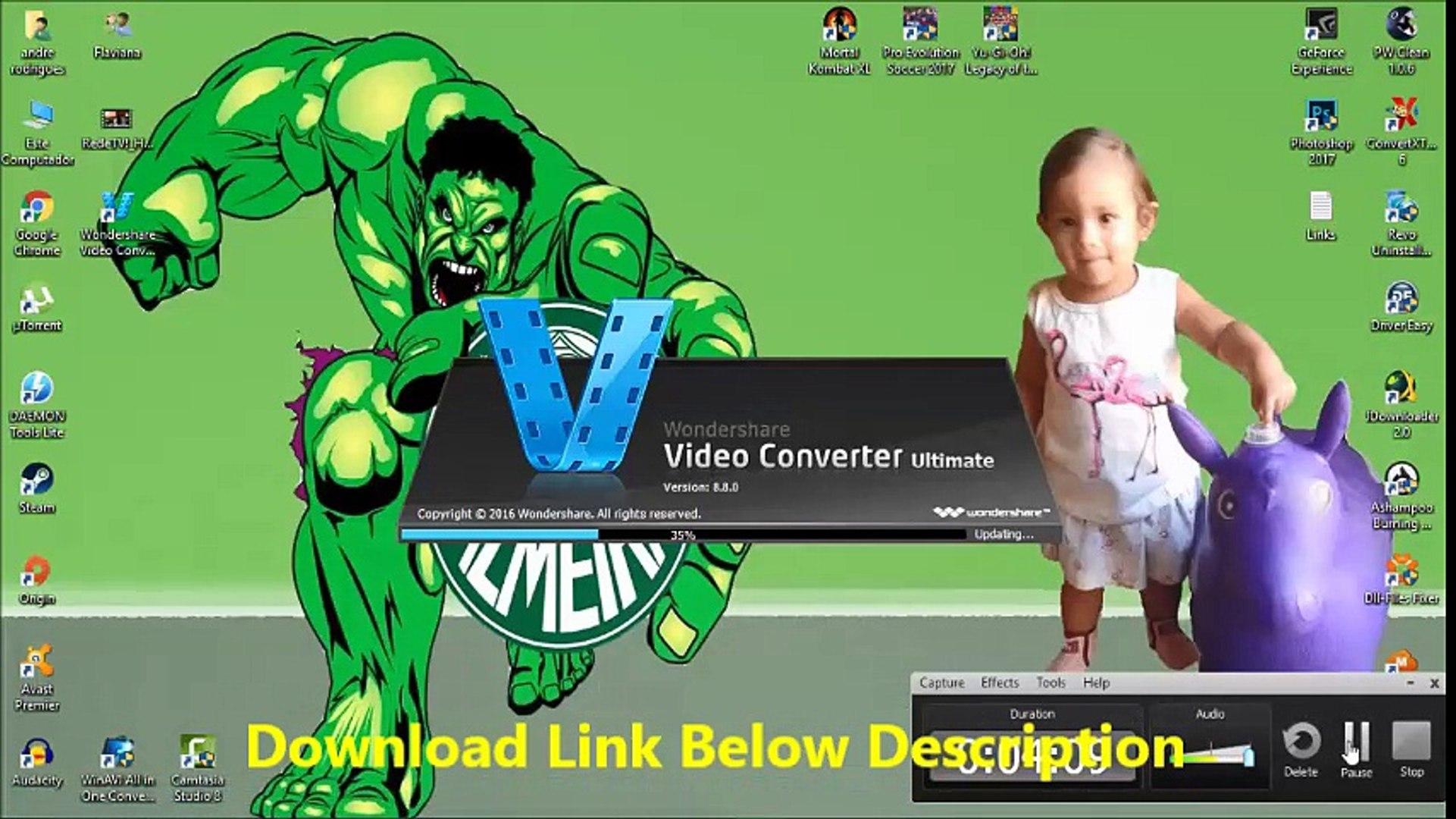 Wondershare Video Key