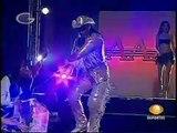 AAA-Sin Limite 2009.07.03  Queretaro  02 Alan Stone, El Elegido & Extreme Tiger vs. La Secta