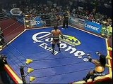 AAA-Sin Limite 2009.07.03  Queretaro  04 Cibernetico & El Mesias vs. La Hermandad Extrema