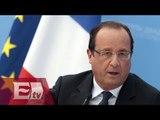 """""""Francia en guerra contra el terrorismo"""": François Hollande, Presidente de Francia / Paola Virrueta"""