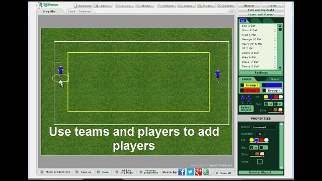 Soccer Software for coaches, coaching directors, authors