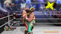 WWE All Stars (All SLOW MO Finishers Including ALL DLC Characters) 60FPS
