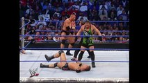 Rob Van Dam & Rey Mysterio vs Mark Jindrak & Luther Reigns SmackDown 11.04.2004