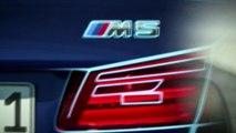 BMW M5 M xDrive, Cleanfeed Animation