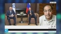 """نتانياهو يندد أمام بوتين ب"""" التهديد الإيراني"""""""