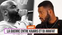Kaaris à Dj Arafat : « j'espères que tu ne m'as pas empoisonné quand je suis venu manger chez toi »