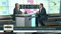 Enclave política conversamos con Patricio Zambrano