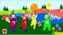 Pour Jeu des jeux enfants paysage Nouveau Teletubbie teletubbies teletubbies