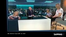 Une petite fille vole la vedette à sa mère pendant une interview (Vidéo)