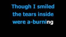 His latest flame -  Elvis Presley  - Karaoke  - Lyrics