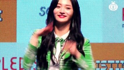 [Z영상] 프리스틴 결경, 미모는 역시 꽃미모!(PRISTIN KYULKYUNG ver.) Showcase