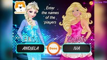 BARBI OBLAČENJE IGRA - Najlepše Barbi Igrice #2 - Elsa vs Barbie Fashion Contest