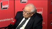 """Henri Leclerc : """"La justice, c'est également fondé sur les principes de la République : liberté, égalité, fraternité."""""""