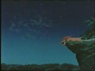 IMAGE SUBLIMINALE DANS LE FILM : LE ROI LION