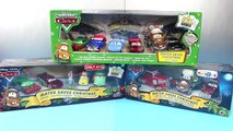 Voiture des voitures Noël édition vacances sauve Mater 14 divertis story-tellers santa claus disne