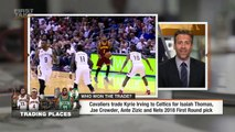 First Take Full Show 8/23/17