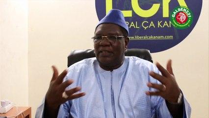 Me Ousmane Ngom fait le bilan des élections législatives