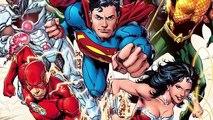 Au-dessus de tous les tous les Comment un super-héros à Il Un-vivent dieu de Marvel / inanimé