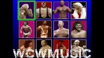 WCW SNES Superbrawl Wrestling Title Screen Theme