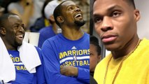 Kevin Durant DISSES Draymond Green, Tries to Win Russell Westbrook's Friendship Back