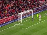 شاهد رمضان صبحي يحرز هدف عالمي مع ستوك سيتي في بطولة كأس الاتحاد الانجليزي ضد فريق روشديل