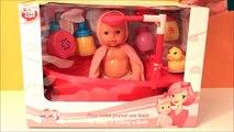 Et bébé bain Baignoire bulle changer couleur Apprendre pot douche douche éjacule temps équipe jouet eau