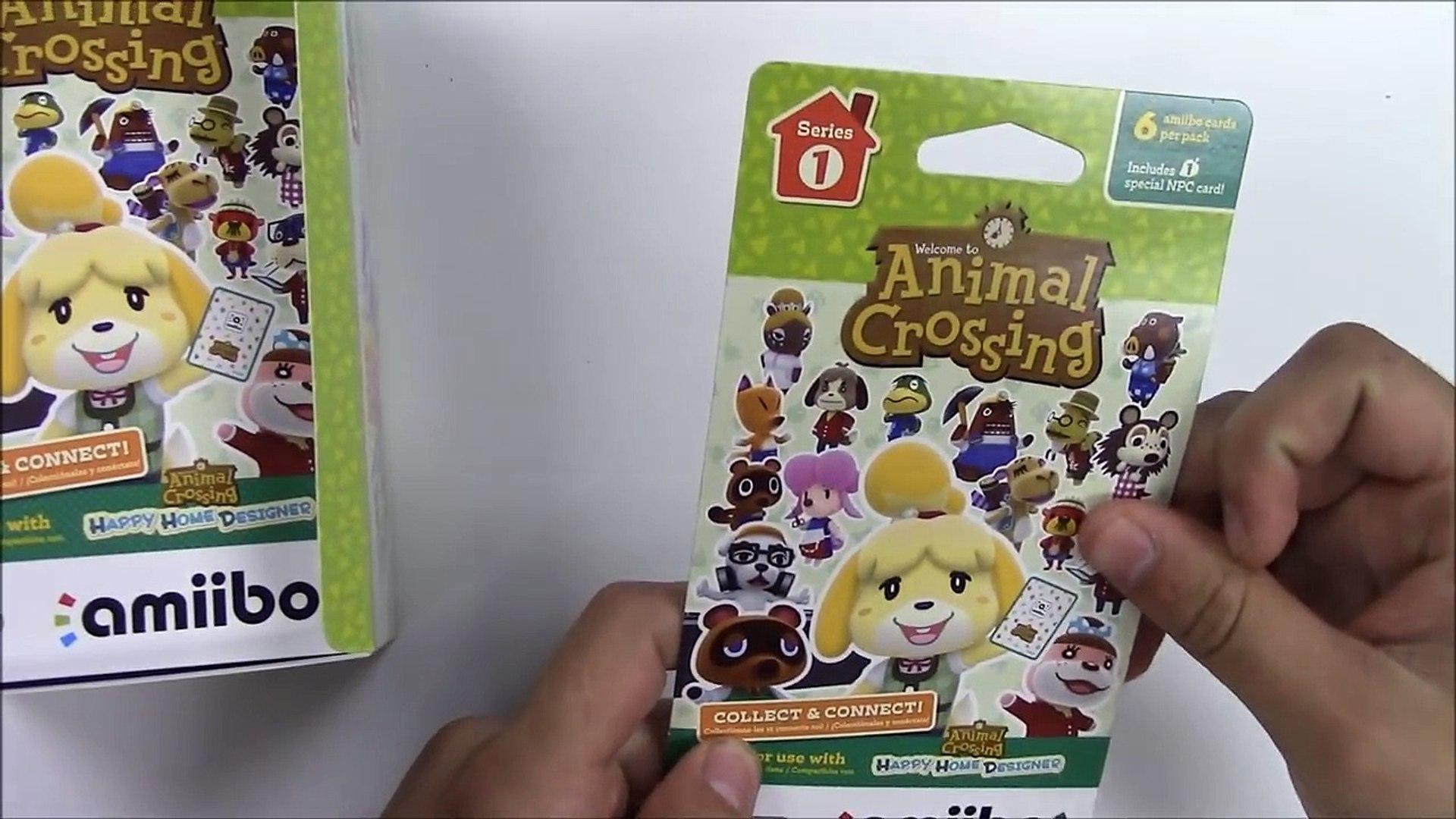 Animal Crossing Happy Home Designer Amiibo Card part 7