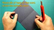 Papillon carte cartes de salutation Comment Apprendre faire faire modèles à Il ezyc