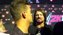 AJ Styles What Happened To The Styles Clash - August 19, 2017