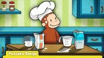 Шеф-повар Дети любопытный эль эль для Игры джордж Жребий блин Супер большой милая ♡ любопытным Engli