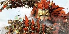 Knack 2 - Gameplay multijugador cooperativo