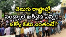 Nandyal Bypoll : Huge Money offered to Voters to Buy Votes| Oneindia Telugu