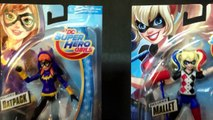 Toy Hunting for DC Super Hero Girls, Batman v Superman and DC Comics Multiverse Action Fig